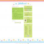 schatzi.me old layout