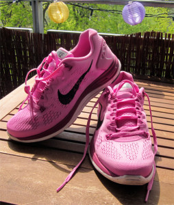 Run #3 – 7,5km & new Running Shoes