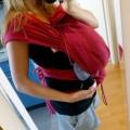 Quinn 2 weeks old